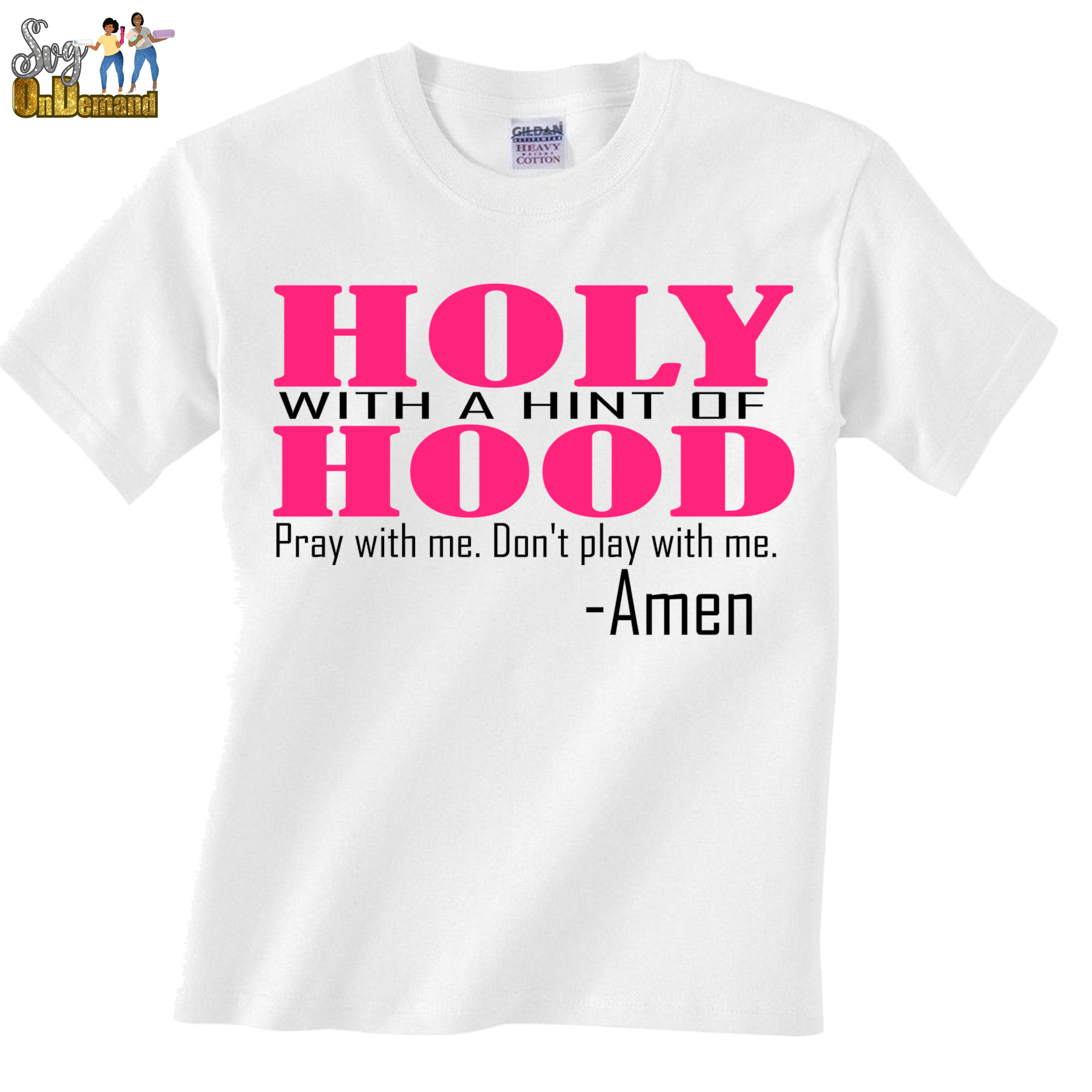 Holy with a Hint of Hood Bundle