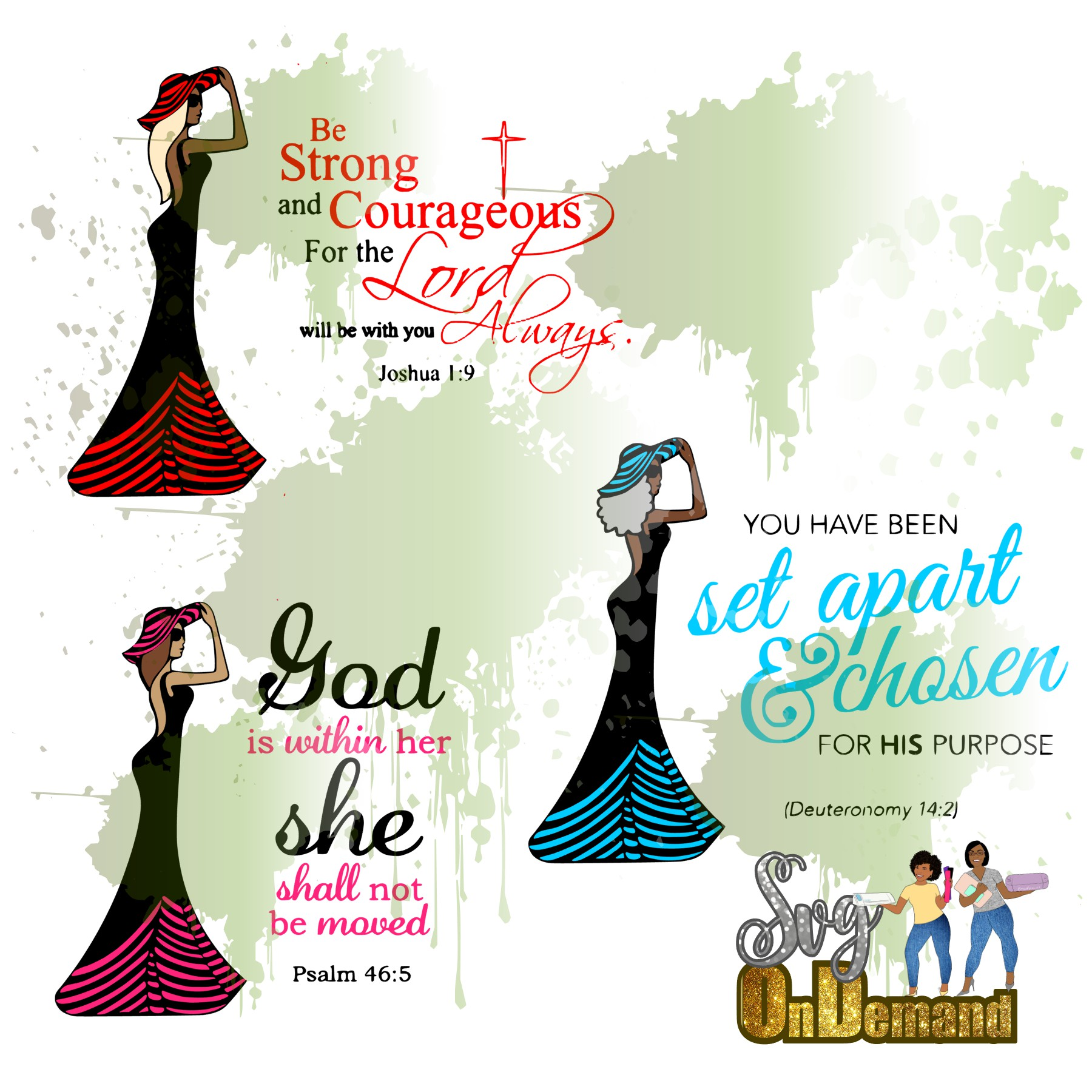Godly Woman Bundle