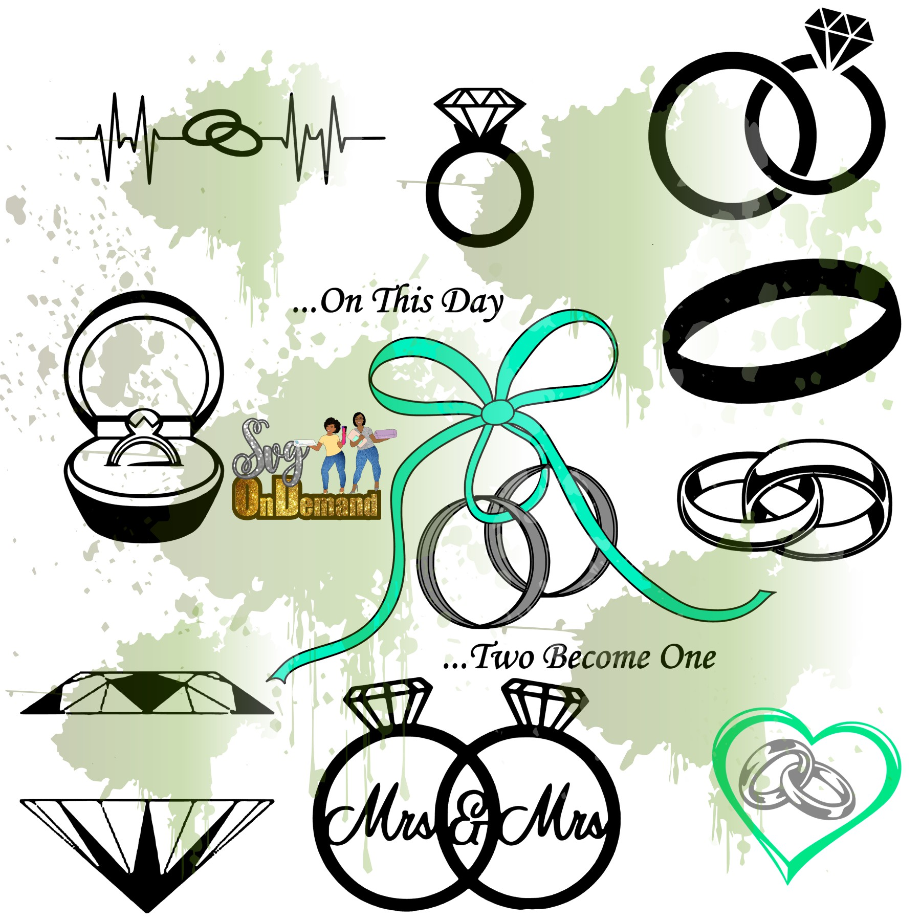 Wedding Ring Bundle
